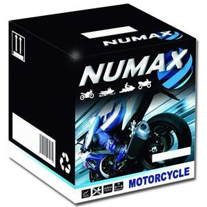 YT7B-BS Numax Motorbike Battery