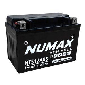 NTS12ABS Batterie De Moto Numax YT12A-BS