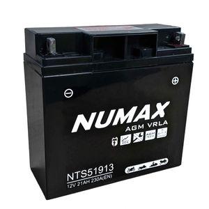 51913 (NTS51913) Sealed Batterie De Moto Numax MB12V20P