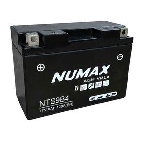 NTS9B-4 Numax Motorbike Battery