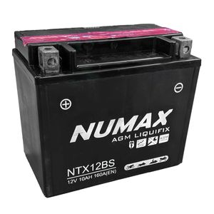 NTX12-BS Numax Motorbike Battery