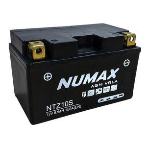 NTZ10S Batterie De Moto Numax YTZ10S