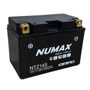 YTZ14S Batterie De Moto Numax NTZ14S