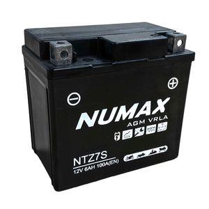 NTZ7S Batterie De Moto Numax YTZ7S