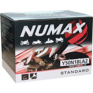 Y50-N18L-A2 Numax Motorbike Battery