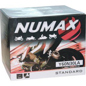 Y60-N30L-A Numax Motorbike Battery