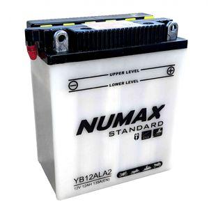 YB12AL-A2 Numax Batterie De Moto 12V 12Ah YB12ALA2