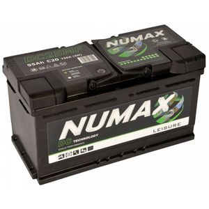 DC25MF Numax Leisure Battery 12V 95Ah