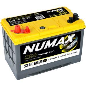 XDC27MF Numax Leisure Battery 12V 95Ah