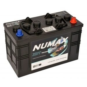 XDT30MF Numax Leisure Battery 12V 115Ah