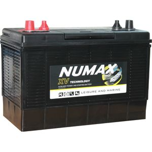 Numax CXV35MF  Sealed Leisure Battery   12V 120Ah 1100MCA   500 Cycles XV35MF