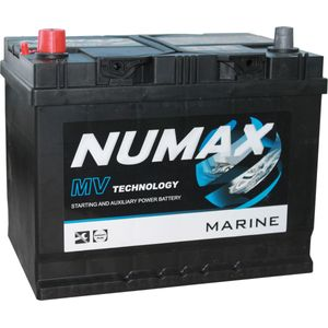 Numax MV22MF Marine Battery 75Ah