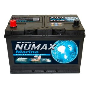 Numax MV30MF Marine battery 100Ah