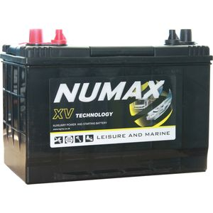 Numax CXV27MF  Sealed Leisure Battery   12V 95Ah 860MCA   500 Cycles XV27MF