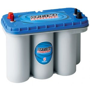 Optima Blue Top Battery BT DCM 5.5  (8052-188)  (BCI D31M) BTDCM5.5 AGM