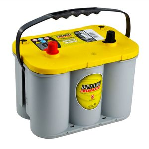 Batterie Optima Yellow Top Tête Jaune YTS 4.2 (8012-254)  (BCI D34) YTS4.2 AGM