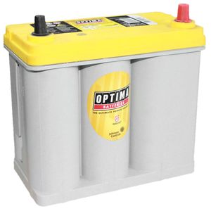 YTR2.7J - Optima Yellow Top Battery 8072-176