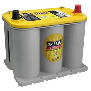 Optima Yellow Top Battery YTR 3.7 (8040-222) (BCI D35) YTR3.7 AGM
