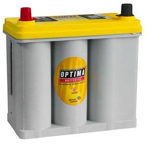 Optima Yellow Top Battery YTS 2.7  (8071-176)  (BCI D51) YTS2.7 AGM