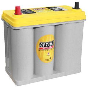 Optima Yellow Top Battery YTS 2.7J  (Japanese Terminals)  (8070-176) YTS2.7J AGM