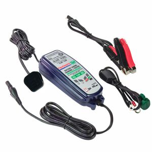 Optimate Lithium 12V 0.8A Motorcycle Battery Charger & Optimiser