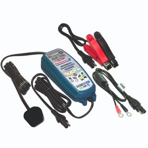 Optimate 2 12V 0.8A Motorcycle Smart Battery Charger