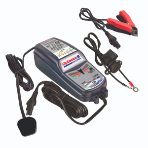 Optimate 5 12V 4A Motorcycle Battery Charger & Optimiser
