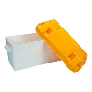 TREM Yellow Battery Box
