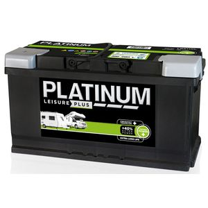 LB6110L Platinum Leisure Plus Battery 12V 100Ah