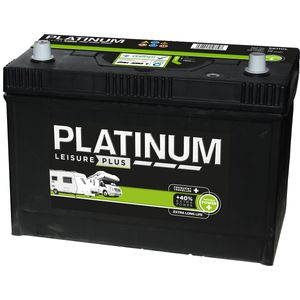 S6110L Platinum Leisure Plus Battery 12V 110Ah