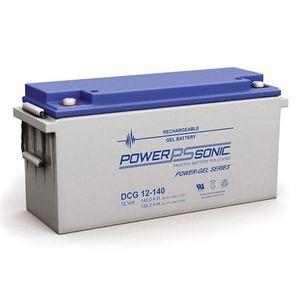 DCG12-140 Power Sonic Deep Cycle GEL Battery 140Ah