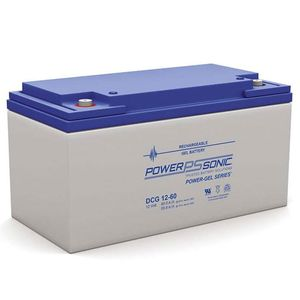 DCG12-60 Power Sonic Deep Cycle GEL Battery 60Ah