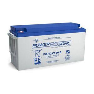 PG-12V160 Power Sonic VRLA Battery 166Ah
