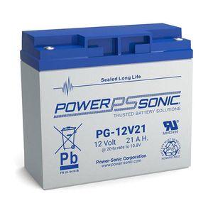 PG-12V21 Power Sonic VRLA Battery 18.9Ah