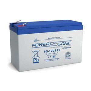 PG-12V9 Power Sonic VRLA Battery 8.5Ah