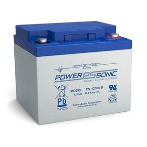 PS-12380 Power Sonic VRLA Battery 38Ah (PS-12380VDS)