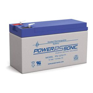 PS-1270 Power Sonic VRLA Battery 7Ah (PS-1270VDS)