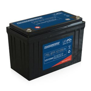 PSL-BTP-121250 Power Sonic Lithium Bluetooth Battery 125Ah