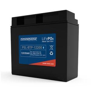 PSL-BTP-12200 Power Sonic Lithium Bluetooth Battery 20Ah