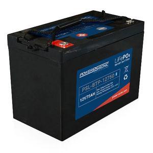 PSL-BTP-12750 Power Sonic Lithium Bluetooth Battery 75Ah
