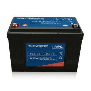 PSL-BTP-24500 Power Sonic Lithium Bluetooth Battery 50Ah