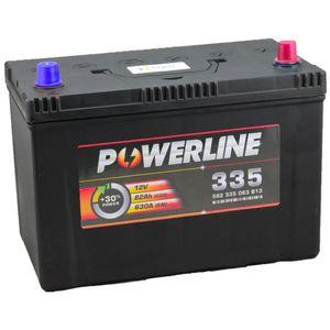 335 Powerline Car Battery 12V