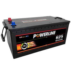 625 Powerline Battery 12V 200Ah