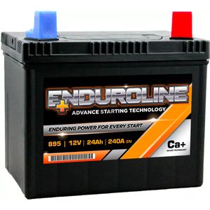 895 Enduroline Lawnmower Battery 12V