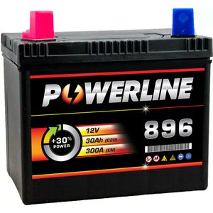 896 Powerline Lawnmower Battery 12V