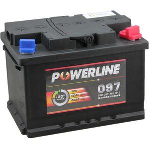 097 Powerline Car Battery 12V