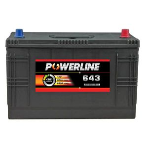 643 Powerline Battery 12V