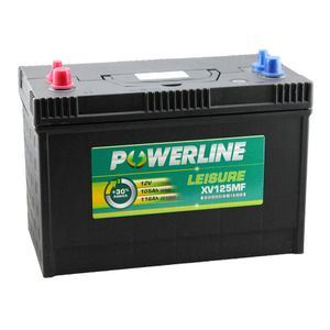 XV125MF Powerline Leisure Battery 12V
