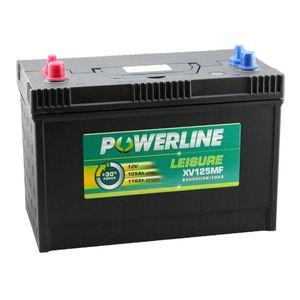 XV125MF Powerline Leisure Battery 12V