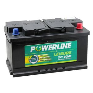 XV180MF Powerline Leisure Battery 12V